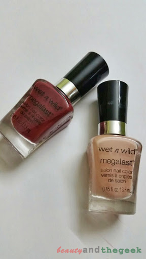Wet n Wild megalast, salon nail color featured image
