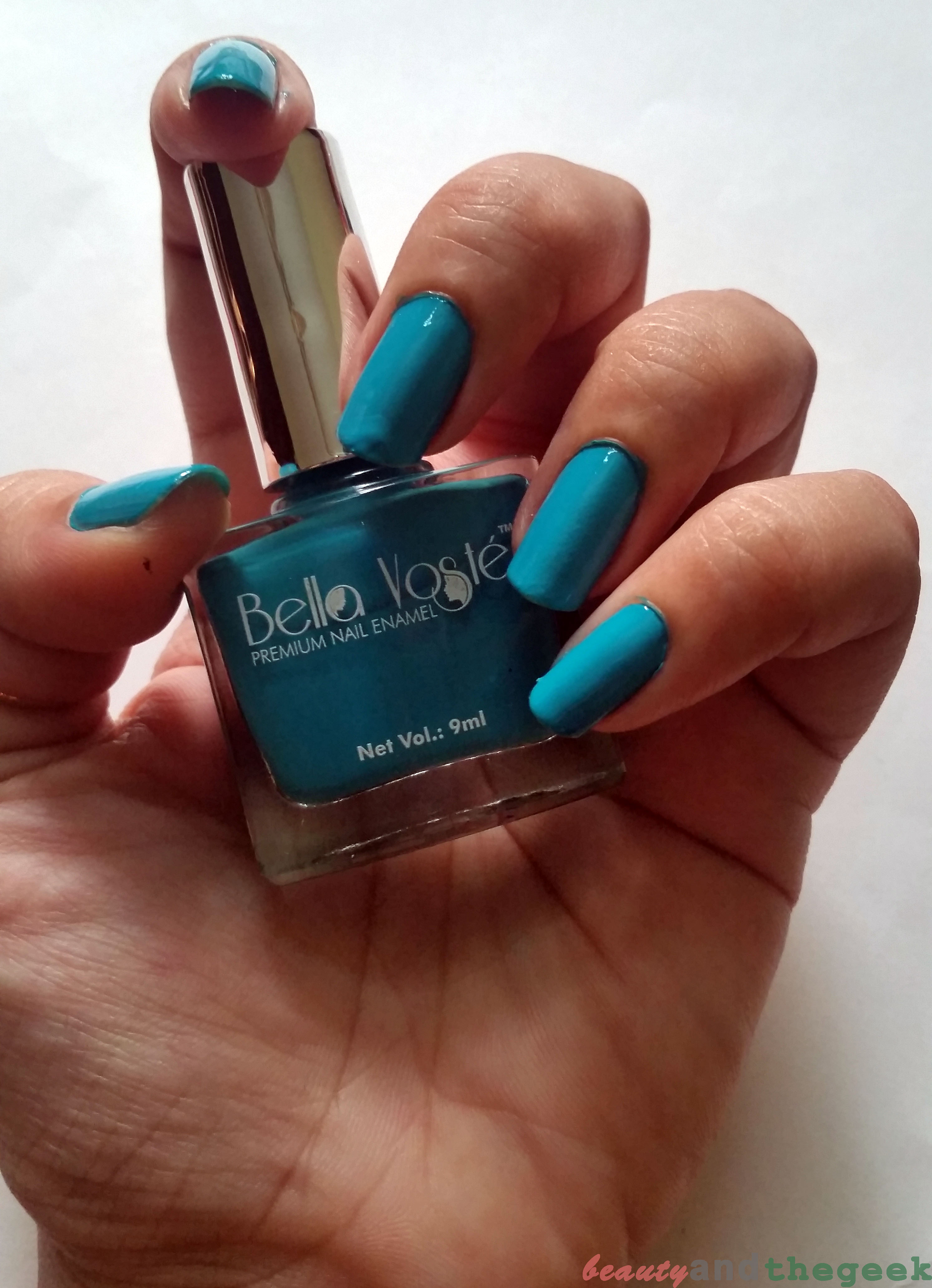 Glam Ego Monthly subscription Box bella voste nail polish
